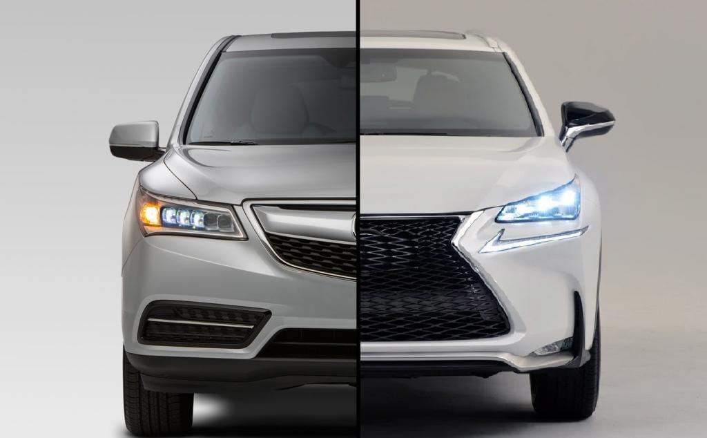 Worksheet. Lexus NX200t vs Acura RDX  Lexus NX Forum