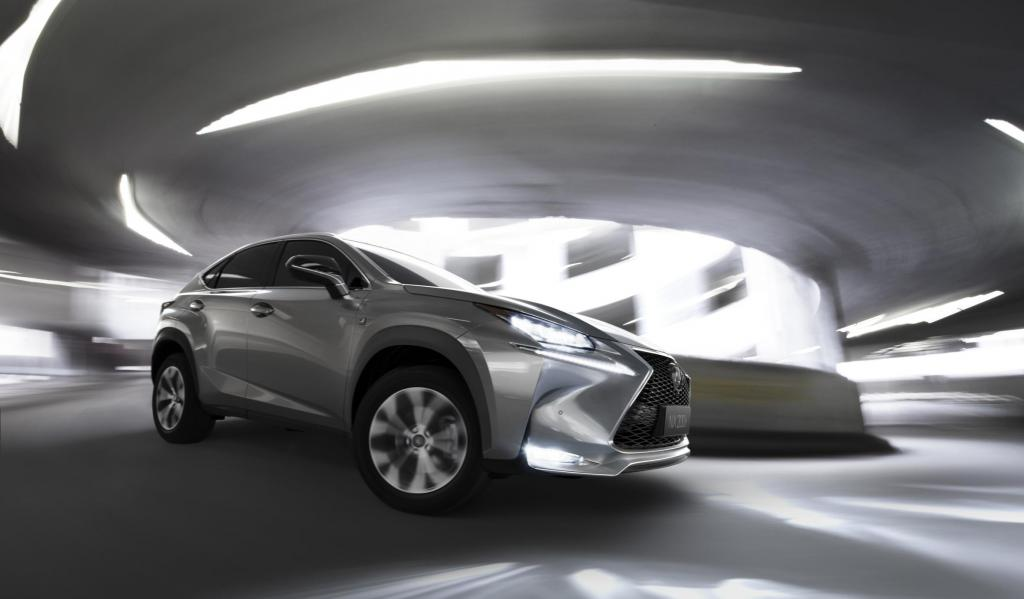 Your 2020 Lexus Nx Will Drive Itself And Won T Run On Gas Lexus Nx